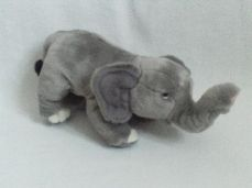 Adorable My 1st Baby Cute 'Elephant' Plush Toy